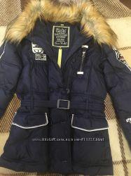 Зимняя куртка  Blue Dept