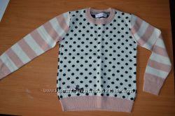 Кофта, свитер, пайта на девочку на 4-7 лет.