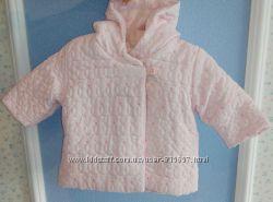 Утепленная курточка Mothercare