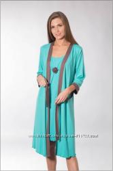 Халаты для женщин  три цвета размеры до 3XL можно комплектом