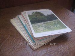 Старые открытки для коллекции.