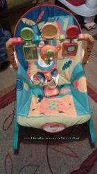 Кресло-качалка Fisher Price Сафари