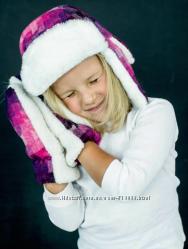 Зимний комплект теплый и красивый