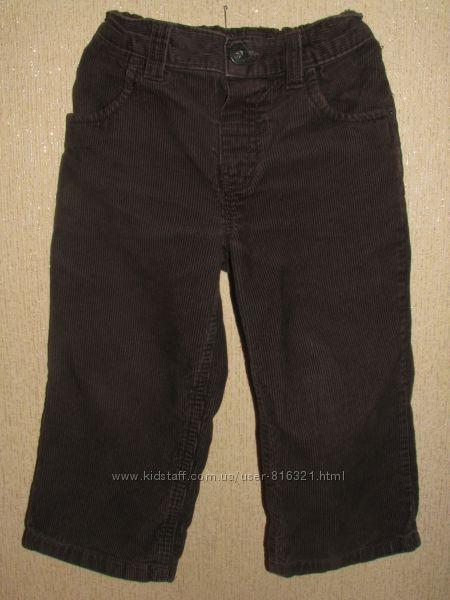 Классные вельветовые брюки CHEROKEE для юного модника