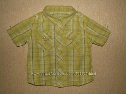 Классная рубашка в клетку GEORGE для юного модника