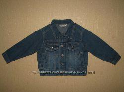 Классный джинсовый пиджак GEORGE для мальчика