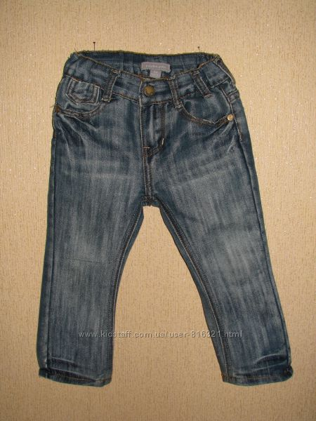 Стильные джинсы Pumpkin Patch для юного модника