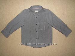 Стильная рубашка Monsoon для юного модника