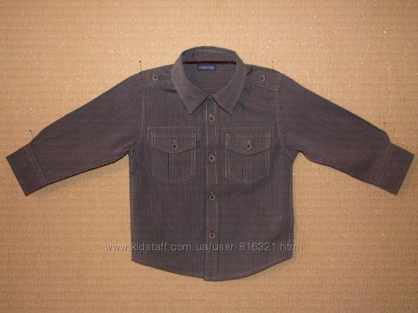 Стильная рубашка Cherokee для юного модника
