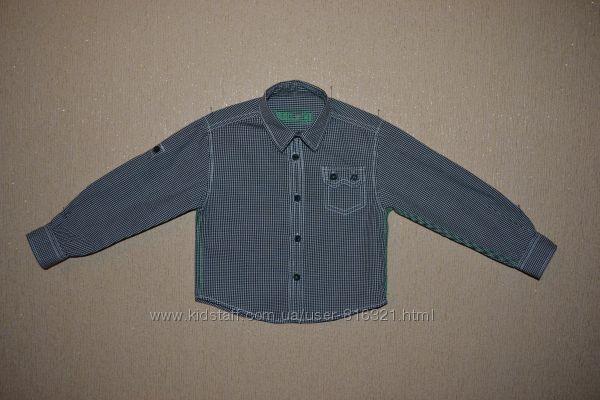 Стильная рубашка Rebel для юного модника