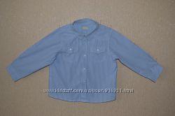 Классная нарядная рубашка Bambini для юного модника