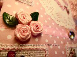 открытки с вышивкой ручной работы