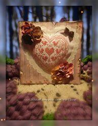 Валентинка с запахом