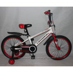 Кросер Спорт 12 14 16 18 20д велосипед детский двухколесный Crosser Sports