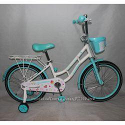 Кросер Русалка 14 16 велосипед детский Crosser Mermaid двухколесный