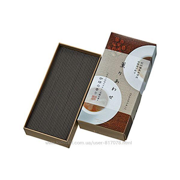 Японские благовония KAORI AWASE COFFEE Nippon Kodo