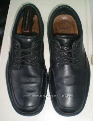 мужские туфли  Clarks  Active Air р. 9 Н