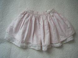 Розовая юбочка Disney, George 9-12 мес