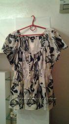 Блузка H&M р. M-L