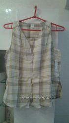 блузка Old Navy хлопок