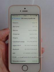 Айфон iPhone Gold 5s 32g