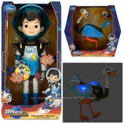 Страус Мерк и Майлз Miles From Tomorrowland оригинал Disney
