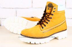 Стильные ботиночки, натуральный нубук