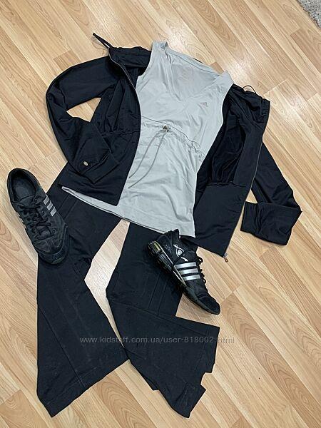 Спортивный комплект adidas размер s-m, размер обуви 38