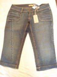 Продам новые джинсовые капри Blue Vision из Германии размеры европ. 42 и 44