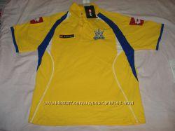 Футбольная форма Lotto сине-желтого цвета размер L