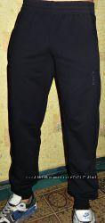 Спортивные штаны Reebok мужские весна-лето, прямые, манжет, 4 цвета