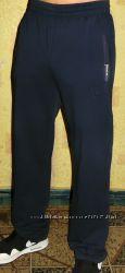 Спортивные штаны Everest синие, черные, серые  прямые. Боталы. Лето.