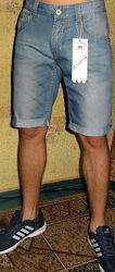 Шорты бриджи джинсовые Dynamism мужские