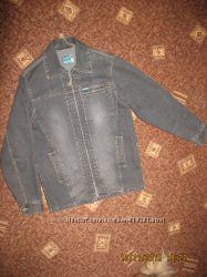 Пиджак джинсовый, размер S