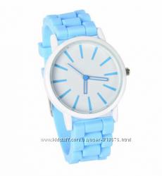 Часы Geneva цветные