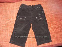Продам вельветовые штаны на мальчика