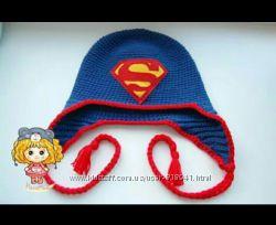 Шапочка супермэн