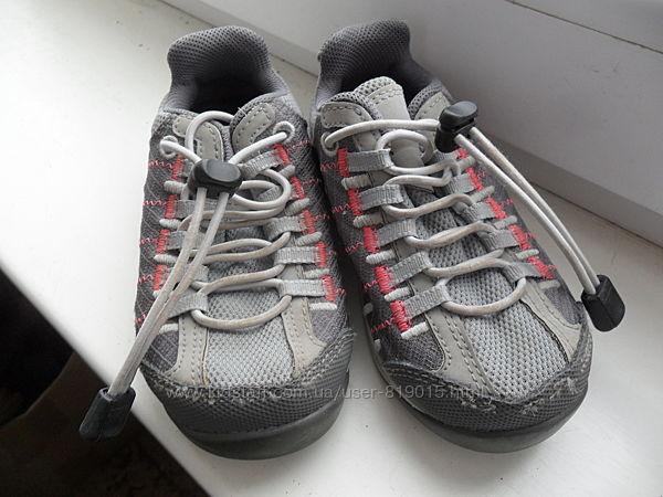 Детские кроссовки Columbia, стелька 13 см, размер 25, без дефектов.