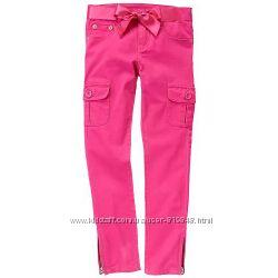 Яркие штаны для девочки