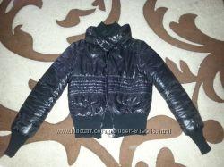 Черная куртка Denny Rose