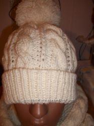 Комплект-шапка и снуд