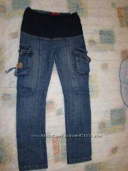 Продам стильные джинсы для беременных.