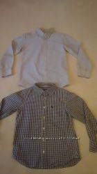 Фирменные рубашки от H&M, GEORGE