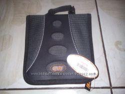 Стильная сумка для хранения CDдисков новая