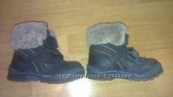 Зимние ботинки Tiflani Размер 23 см по стельке 15 см.