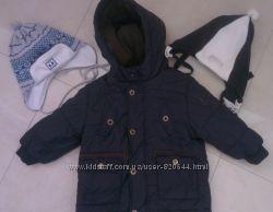 Демисезонная куртка H&M. Размер 80