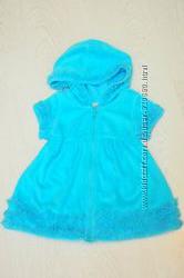 Махровый халатик для маленькой модницы