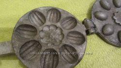 форма для печенья ссср орешница