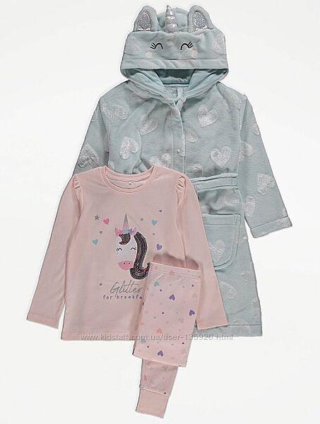Наборы халат и пижама