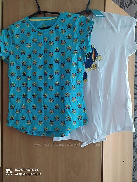 Набор футболок 2 шт. Pepperts 146/152 и 158/164